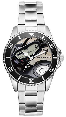 KIESENBERG Uhr - Geschenke für Yamaha MT-07 Fan Tacho Cockpit 20820