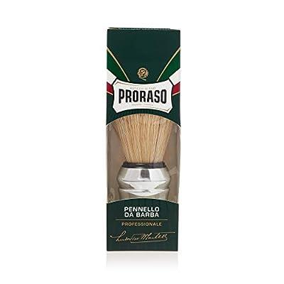 PRORASO Pure Bristle Shaving Brush