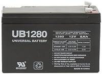 UB1280F1 SLA 12V 8AH .187