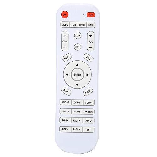 HGY Controlador de Control Remoto Universal Blanco proyector