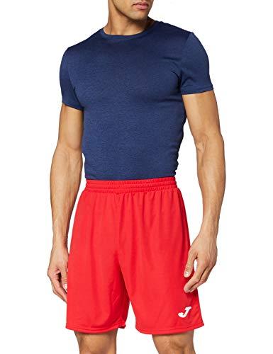 Joma Nobel Pantalones Cortos, Hombres, Rojo, S