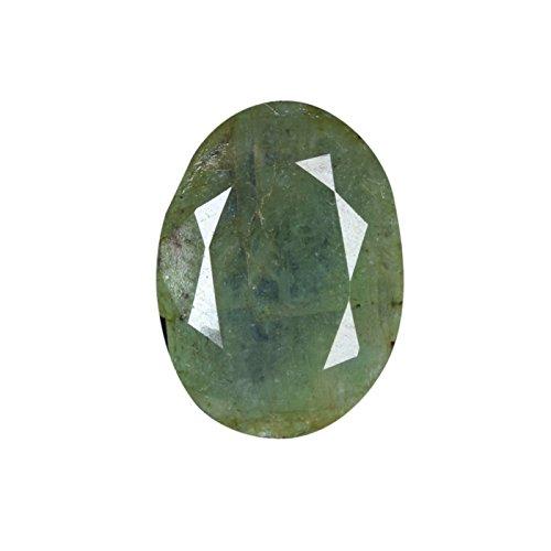 Gemhub 10.10 CT. Piedra Preciosa Natural nacarada/Natural del Nacimiento de Esmeralda del Amarillo Verdoso para el Anillo - Pedant DH-544