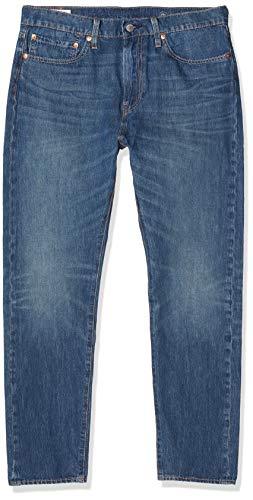 Levi's Herren 512 Slim Taper Tapered Fit Jeans, Blau (Cioccolato Cool 0565), 34W / 32L