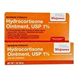 Walgreens Hydrocortisone Anti-Itch Ointment Maximum Strength, 1%, 1 oz