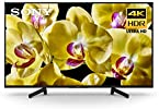 "Sony XBR-43X800G 43"" (3840 x 2160) 4K Ultra High Definition HDR Smart LED TV"