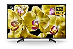 """Image of Sony XBR-43X800G 43"""" 4K UHD LED Smart Android TV with HDR (2019): Bestviewsreviews"""
