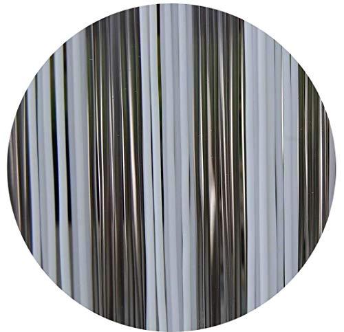 La Tenda Türvorhang, weiß-transparent, 100x230cm