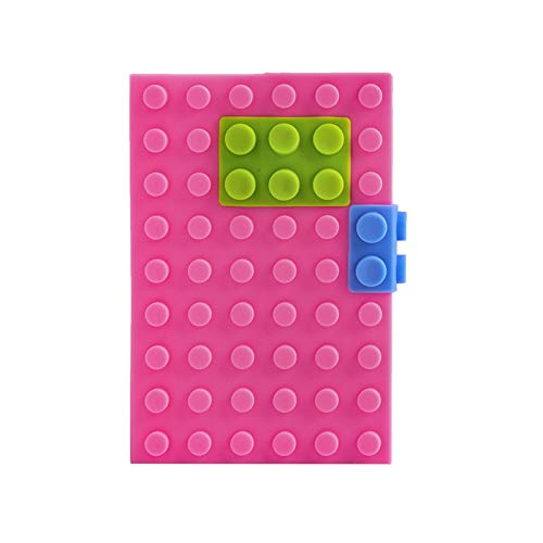Cuadernos, diarios y manuales creativos, material de oficina divertido para la contabilidad y el aprendizaje(Color:C)