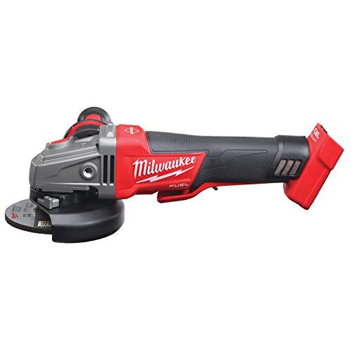 Rot Schwarz 18 V Grau Milwaukee CAG125XPDB-0 4933451009 Schleifmaschine 125 M18 Fuel Integral Security CAG125XPDB Nue