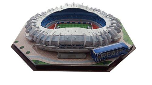 3D Puzzle - Anoeta Estadioa - Real Sociedad