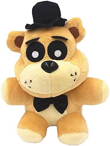 Juguetes de Peluche FNAF de Peluche de Juguete Five Nights at Freddy s muñeco de Peluche de Juguete Funtime Freddy Horror Game Doll para Chico Regalo de cumpleaños 18cm