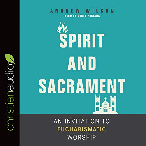 Couverture de Spirit and Sacrament
