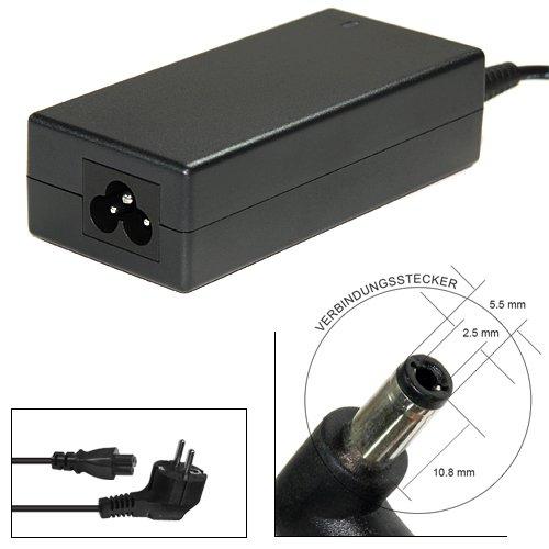 Alimentatore caricabatteria Asus K50IJ K50IN K50C K70 K70IJ L2 L2000 19V - 65W- 3,42 Ampere - 5,5 * 2,5mm