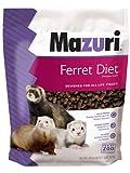 Best Ferret Foods - Mazuri Ferret Diet, 5 lb Bag Review
