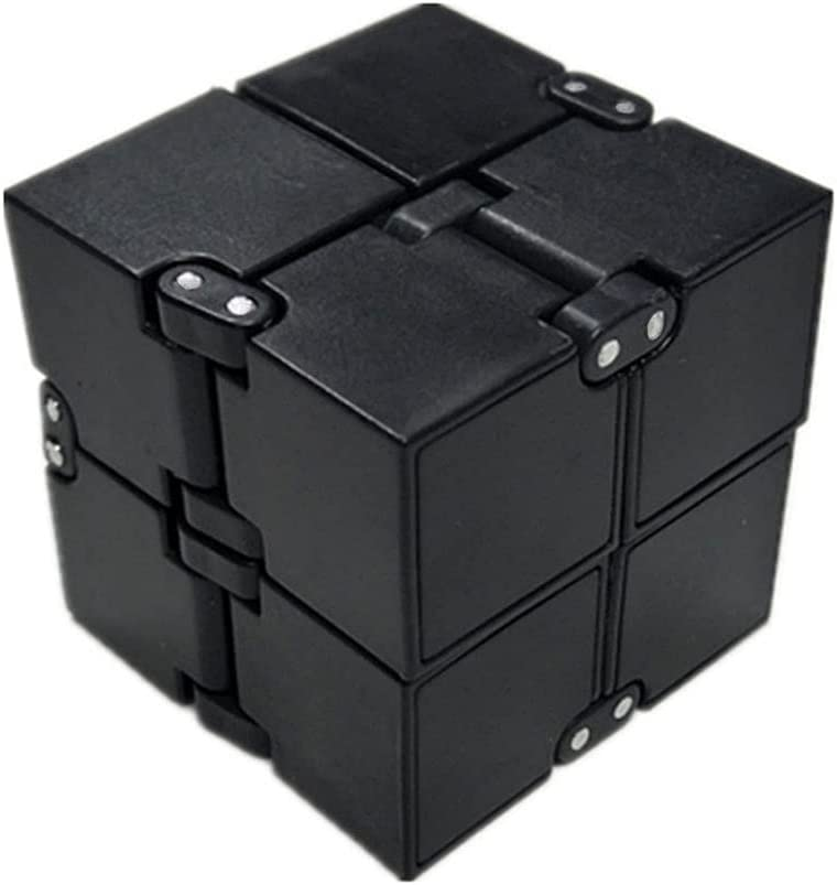 cfmour Infinity Cube,Fidget Deluxe Toy Adults,St and SEAL limited product Kids for