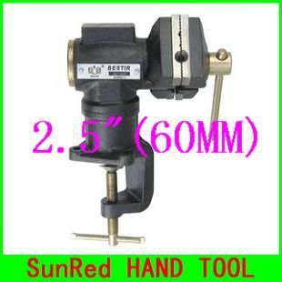 6,3 cm (60 mm) multi-usage Table Vice 360degree direction ou rotation de 360 degrés, NO. 10951 vente en gros