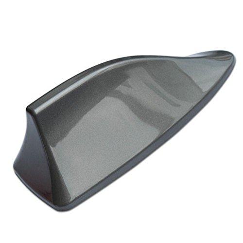 RuYunLong Antenna autoradio Antenna Pinna di squalo/Adatta per -Opel Astra g Astra h gtc/j/ (Color : Gray)