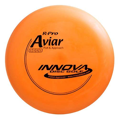 Innova Disc Golf R-Pro Aviar Golf Disc, 173-175gm (Colors may vary)