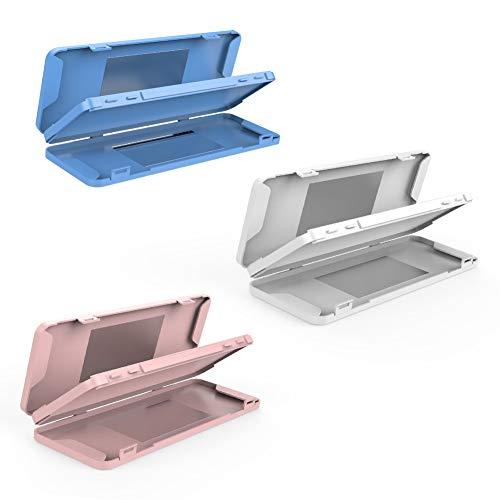 3 Stück Aufbewahrungsbox,Tragbare Masken-Aufbewahrungstasche,Tragbare Masken-Aufbewahrungsbox Doppelschichtige Schutzhülle,Staubmasken-Aufbewahrungsbox Zur Vermeidung Von Maskenverschmutzung