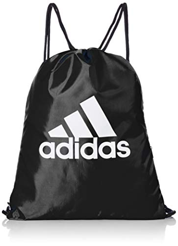 adidas Training Turnbeutel, 47 cm, Black/Black/White