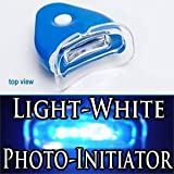 Teeth Whitening Light Kit with Photo Initiator gel of 44% by Light White /White Smiles Int'l