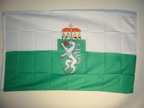 Fahnen Flaggen STEIERMARK 150 x 90 cm