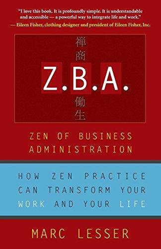 Z.B.A.: Zen of Business Administration