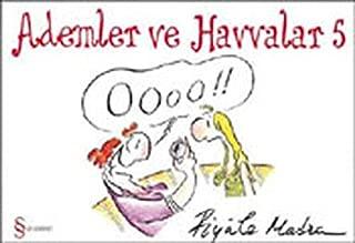 Ademler ve Havvalar 5 (Turkish Edition)