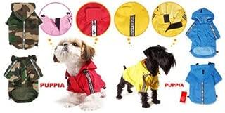 Puppia Base Jumper Rain Coat - 2XL - Camo
