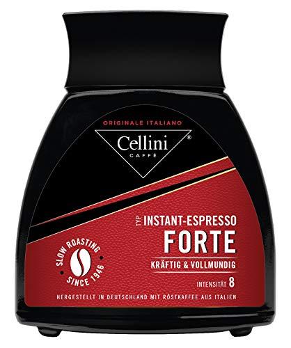Cellini Instant-Espresso Forte Glas (1 x 100 g)