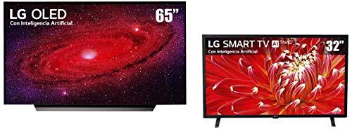 pantallas 65 pulgadas 4k lg fabricante LG