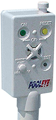 PoolEye PE20 In-Ground Pool Alarm, Grey