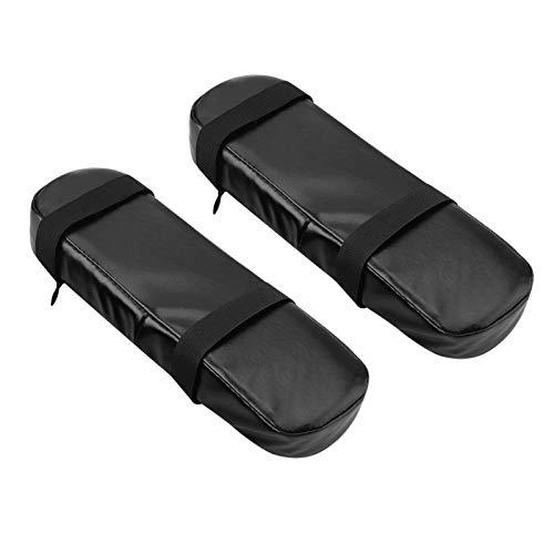 Mothinessto Almohadillas para reposabrazos, reposabrazos para sillas de Oficina, 1 par de Almohadillas para reposabrazos de Espuma viscoelástica