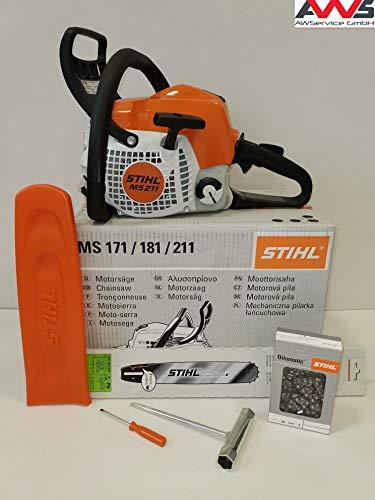 STIHL Motorsäge MS 211-35 (11392000247) (35 cm)