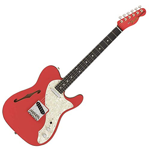 Fender FSR Two Tone Telecaster Thinline FRD · Guitarra eléctrica
