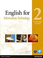 English for IT: Level 2 Coursebook with CD-ROM (Vocational English Series)