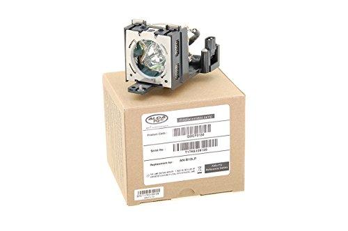 Alda PQ Reference, lampada sostituisce AN-B10LP, BQC-PGB10S per SHARP PG-B10S, PG-BN120S, XV-Z10E proiettori, lampada con modulo