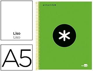 Liderpapel 77159 Bloc Spirale Esquisses Uni 90G//M2 A5 Papier Assorties