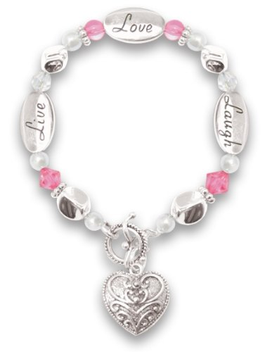 Expressively Yours Bracelet Live Laugh Love