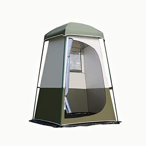 Tienda de campaña portátil al aire libre Cambiador para acampar, senderismo, playa, baño, fácil de configurar, plegable, fácil de configurar
