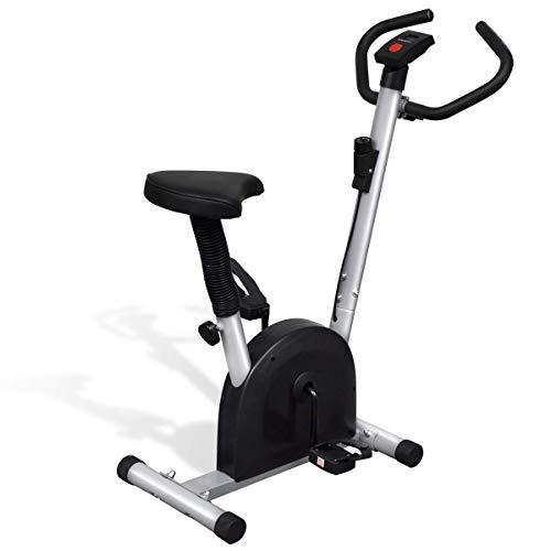 vidaXL Mini Cyclette Compatta Fitness Allenamento Training Cardio Palestra