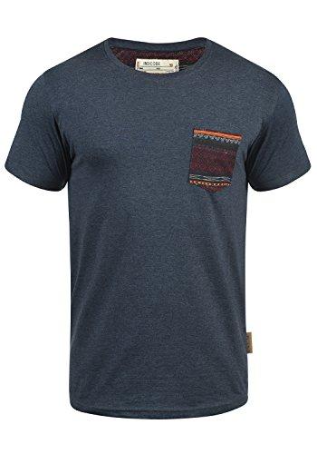INDICODE Paxton - Camiseta para Hombre
