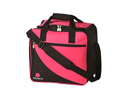 Ebonite Basic Single Bag, Unisex, Rose