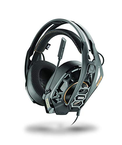 Nacon Rig 500 PRO HA Atmos, Gaming-Headset, schwarz, Uni
