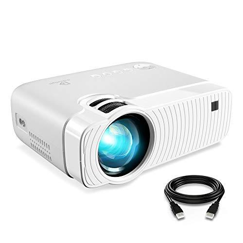 Mini Projector, DracoLight 3000 Lumens...