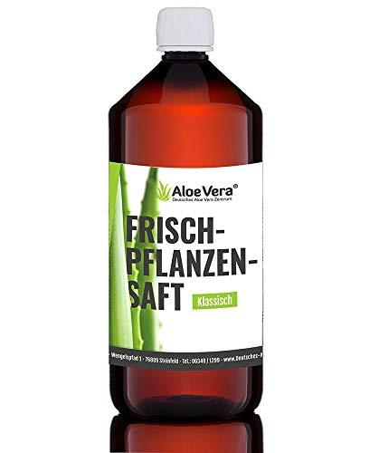 Aloe Vera Frischpflanzensaft 99,6% (1 x 1000 ml)