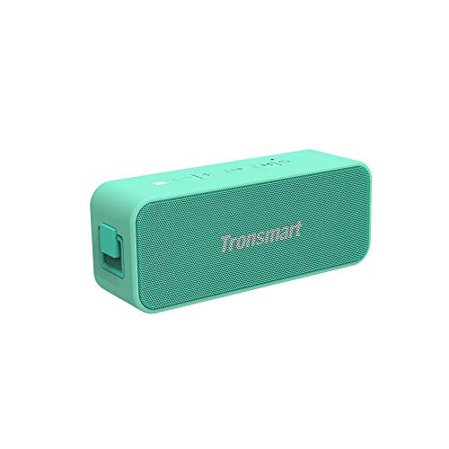 Tronsmart T2 Plus - Altavoces Bluetooth potentes, IPX7 impermeable y resistente al...
