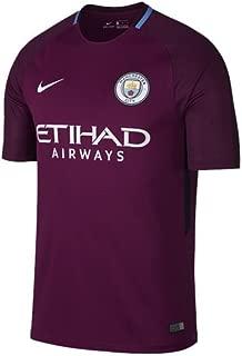 Nike Breathe Manchester City FC FC Stadium Jersey [True Berry]