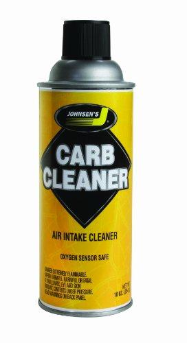 Johnsen's 4641NC Non-VOC Compliant Carburetor Cleaner Spray - 10 oz.