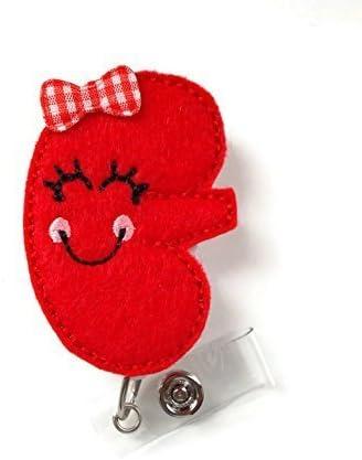 Karrie The Kidney Sales for sale - Max 76% OFF Retractable N Reel Md Holder Badge